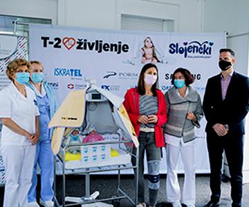 Comtrade System Integration Slovenia je del projekta T-2 življenje.